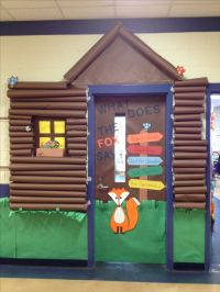 20 best images about School decor camping theme on ...