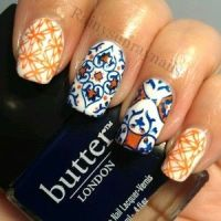 25+ best ideas about Bohemian nails on Pinterest ...