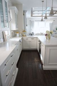 Best 25+ White quartz countertops ideas on Pinterest ...