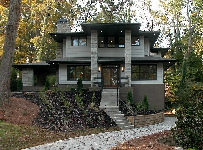 1000 images about prairie style home model on pinterest