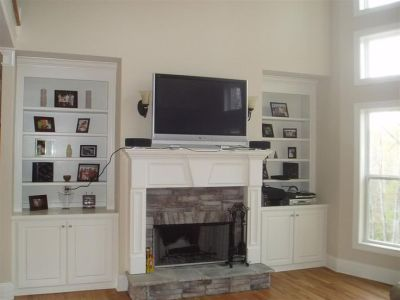 TV Over Fireplace Ideas | ... Wallpaper Tv over fireplace 1024x768 plasma mount above fireplace ...