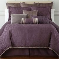 Royal Velvet Fenice 4-pc. Jacquard Comforter Set ...