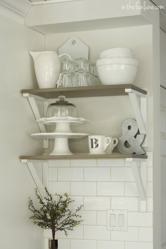 Ikea Open Shelving 17 Best Images About Kitchen Shelves And Faucets On