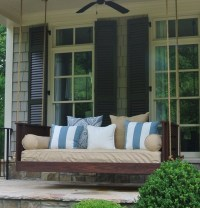 Porch Swing Bed Plans Living Room - WoodWorking Projects ...