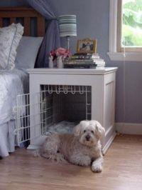 nightstand & dog bed! | home decor | Pinterest | Night ...