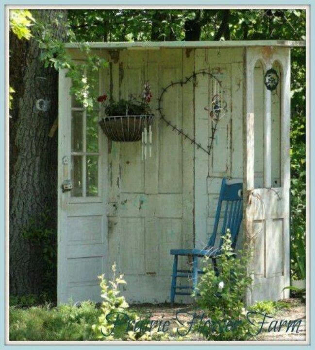 18 best images about sHABBY cHIC dOORS on Pinterest