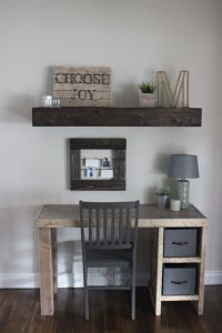 Best 25+ Kid desk ideas on Pinterest | Small study area ...