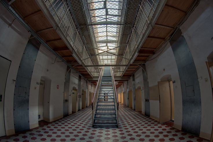 Gorgeous Fall Wallpaper Abandoned Prison In Germany Prisons Pinterest Prison
