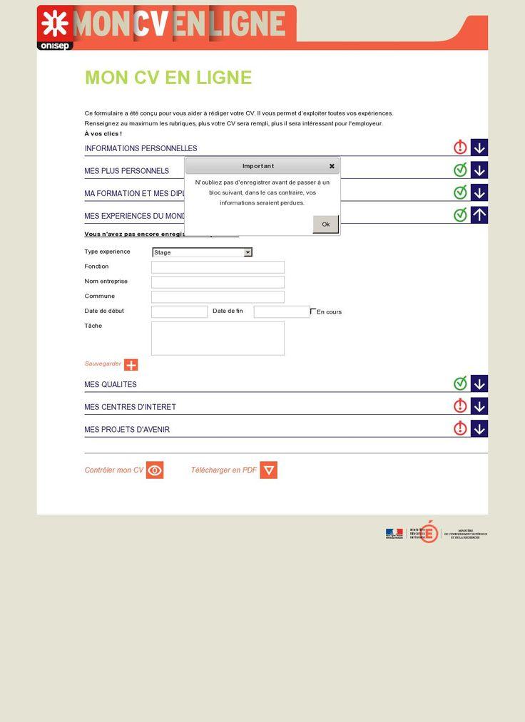 site cv en ligne carrosserie