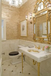 25+ best ideas about Gold Walls on Pinterest