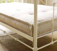 Pottery Barn Upholstered Daybed Mattress - Ticking Stripe ...