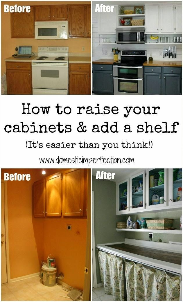 Spacing Between Kitchen Cabinets Best Diy Projects: Tutorial On How To Get Rid Of That
