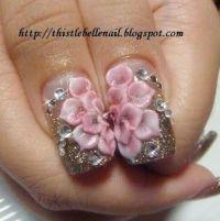 17+ best ideas about 3d Nails Art on Pinterest | Nail ...