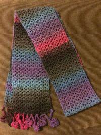 Best 25+ Crochet scarf easy ideas on Pinterest