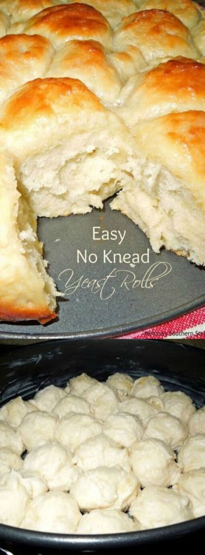 Best 25+ No Yeast Rolls ideas on Pinterest | Easy yeast rolls, No yeast cinnamon rolls and Easy ...