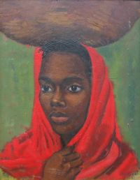 1000+ images about Artist  Boscoe Holder (Trinidad) on ...