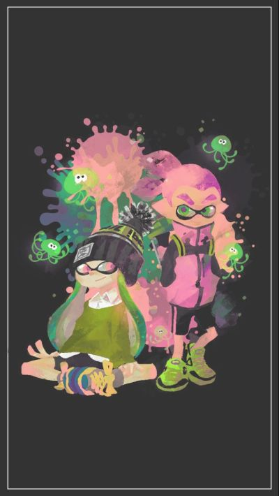 17 Best images about Splatoon on Pinterest