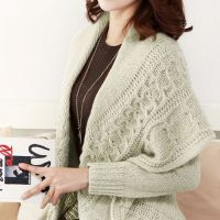 plus size Crochet Pattern Poncho with Sleeves | crochet ...