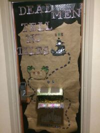 1000+ ideas about Pirate Door on Pinterest   Pirate ...