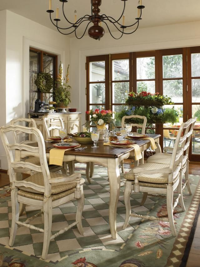 25+ best ideas about French Country Dining on Pinterest