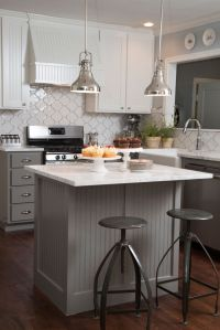 25+ best ideas about Small Kitchen Islands on Pinterest ...