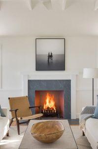 25+ Best Ideas about Slate Fireplace on Pinterest | Slate ...