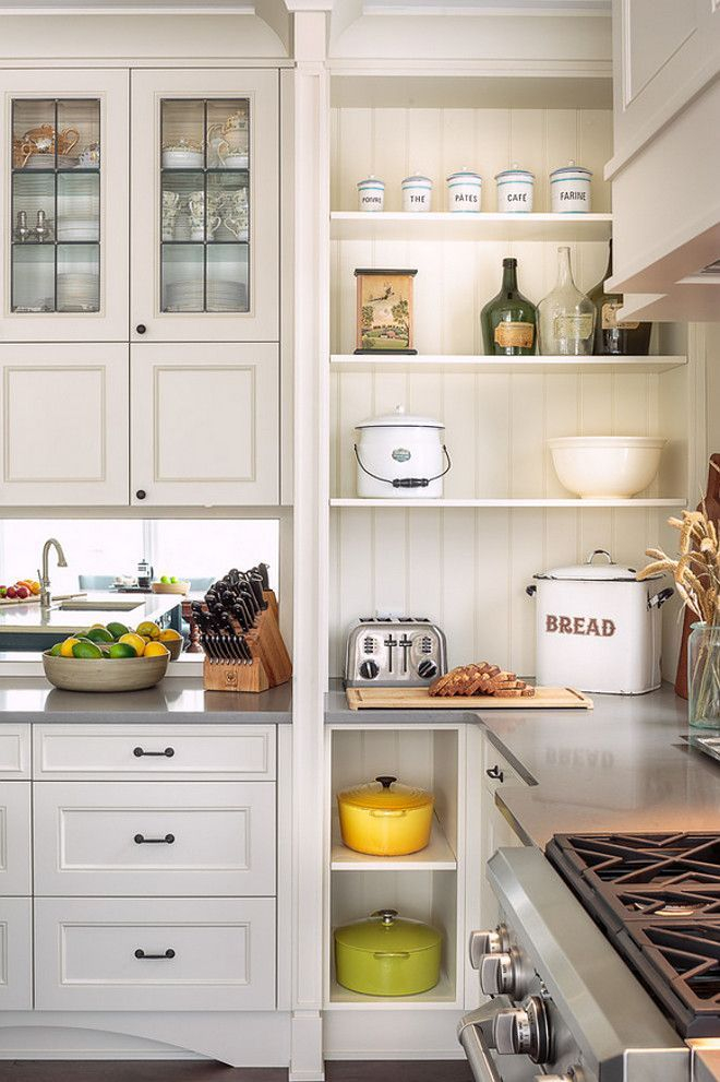 Open Kitchen Shelves Using Our Collector S Shelving System With 25+ Best Ideas About Rustic Cherry Cabinets On Pinterest