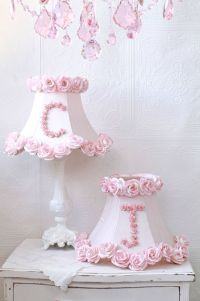 Lamp Shade For Little Girls | kids & baby room | Pinterest ...
