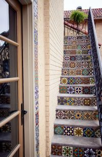 25+ best ideas about Tile Stairs on Pinterest | Tiled ...