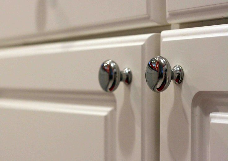 Guidance On How To Measure Round Cabinet Knob Location