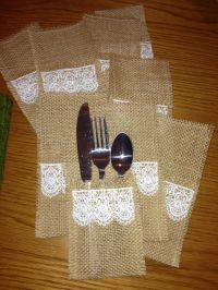 17 Best images about silverware holders/ napkins holders ...