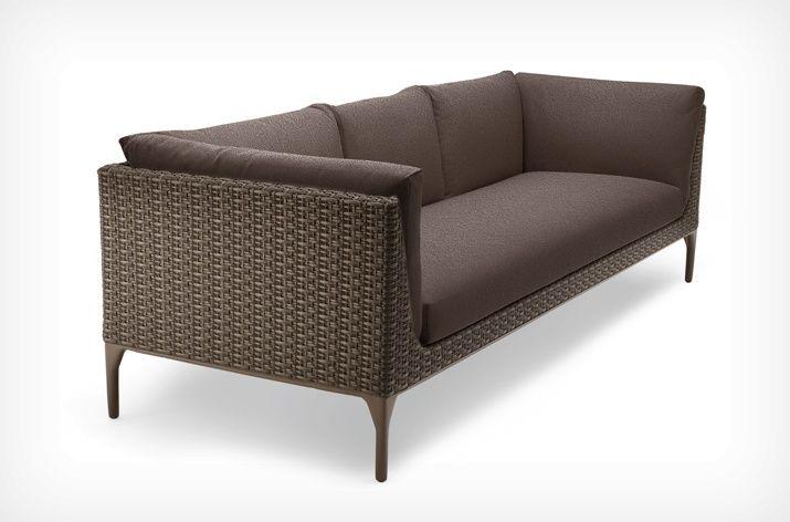 Lounge Sessel Membrane Benjamin Hubert - Design