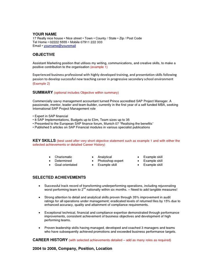 career transition cover letter academic vitae vs resume