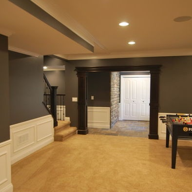 1000 Images About The Basement On Pinterest Traditional