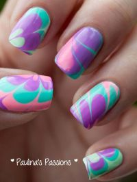 1000+ ideas about Water Marble Nails on Pinterest | Water ...