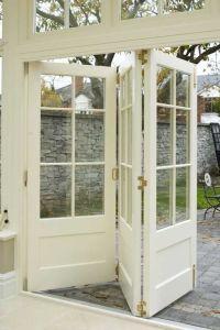 Gorgeous Bi-Fold FRENCH DOORS ... FROM: bi-fold doors by ...