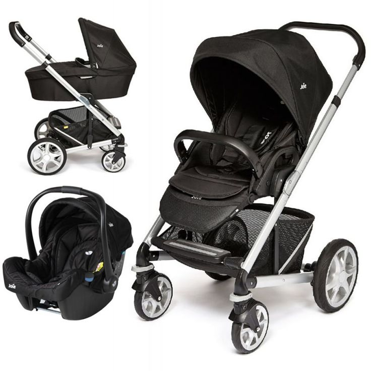 Chicco Trio Pram Joie Chrome Plus 3in1 Travel System Available At Http