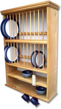 1000+ ideas about Plate Racks on Pinterest | Butler pantry ...