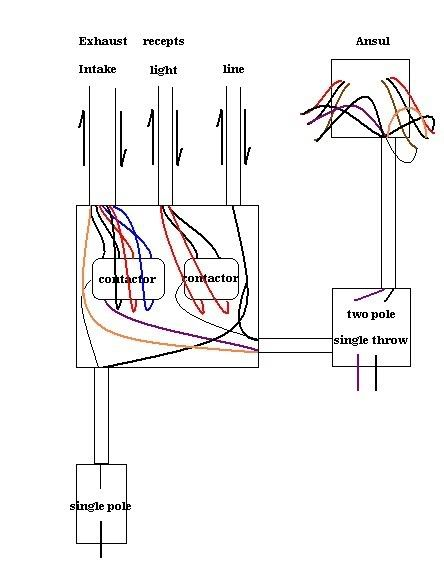 wiring diagram for auto a c system