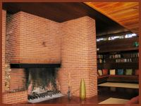 309 best images about Frank Lloyd Wright Fireplaces on ...