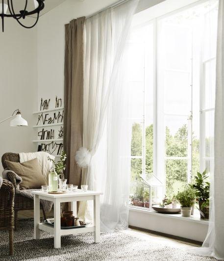 17 Best Ideas About Beige Curtains On Pinterest   Curtains