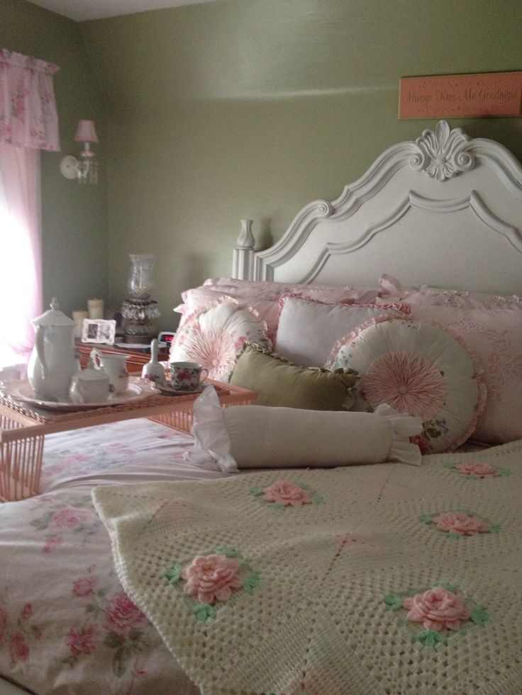 Bedroom Night Stands Master Bedroom Painted Sage Green | Our Home | Pinterest