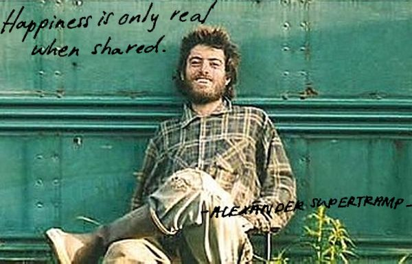 Best Inspirational Quotes Wallpapers Hd Alexander Supertramp Quotes Quotesgram