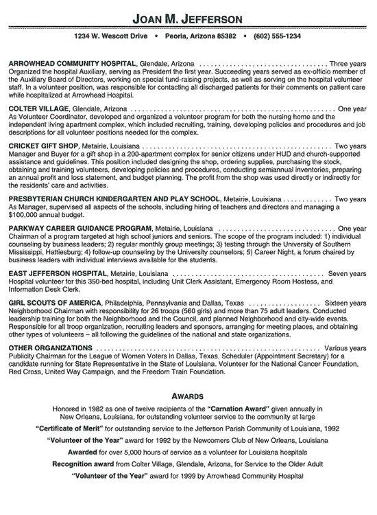 resume builder free no sign up