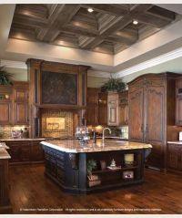 115 best Million Dollar Kitchens images on Pinterest