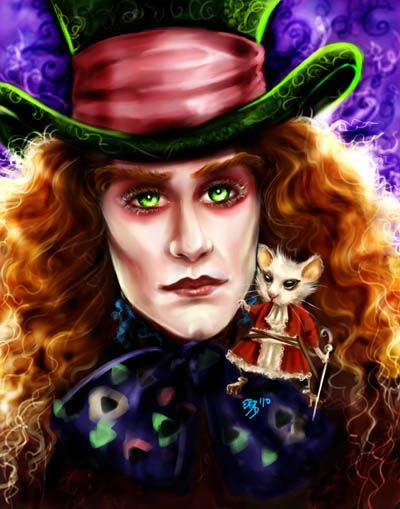 Jack Skellington Iphone Wallpaper Alice In Wonderland Mad Hatter Hat Drawing Young Mad