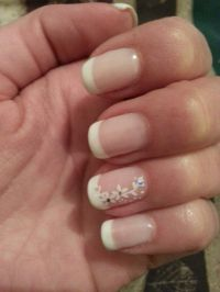 17 Best ideas about French Manicure Toes on Pinterest ...