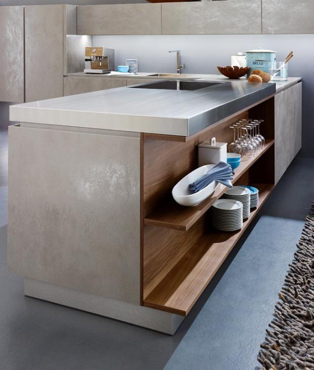 Πάνω από 25 κορυφαίες ιδέες για Küchen Design Holz στο Pinterest - skandinavisches kuchen design sorgt fur gemutlichkeit