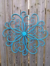 25+ best ideas about Wrought Iron Wall Art on Pinterest ...