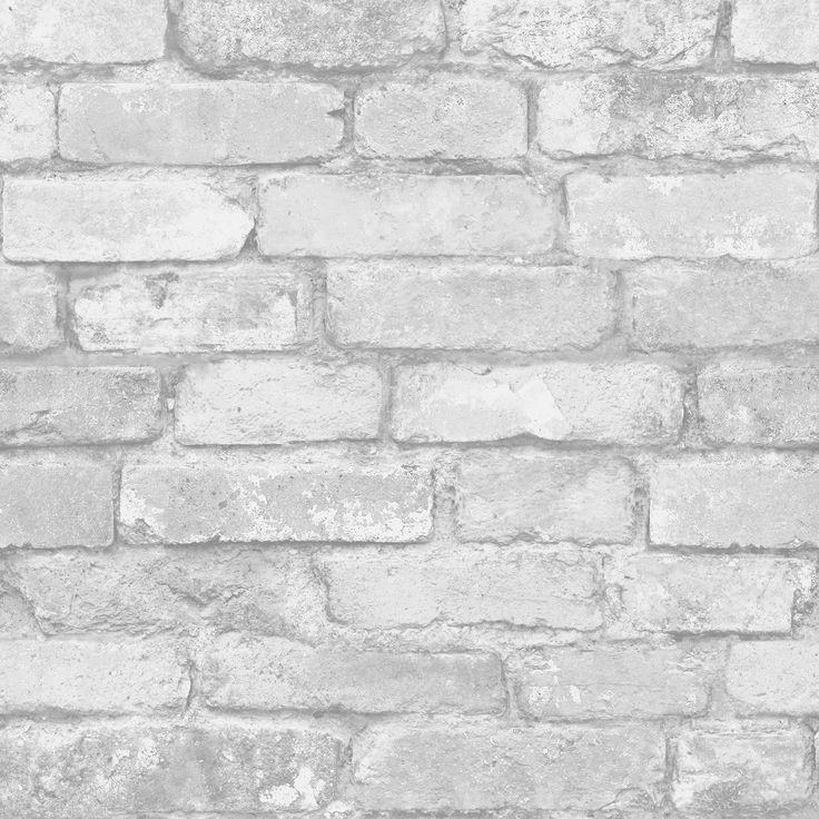Muriva Brick 3d Effect Wallpaper In White J30309 1000 Ideas About Brick Effect Wallpaper On Pinterest